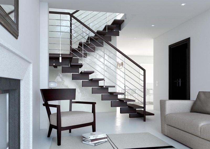 L 39 azienda leader nella progettazione e installazione di - Scale a chiocciola moderne ...